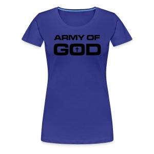 Love - Vrouwen Premium T-shirt