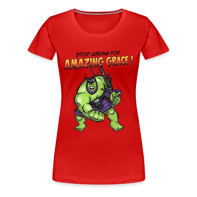Stop Asking ! Girlz - Women's Premium T-Shirt