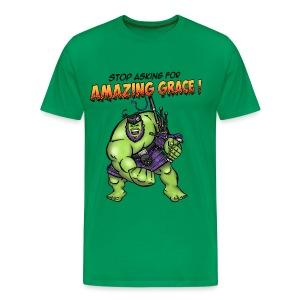 Stop Asking ! Guyz - Men's Premium T-Shirt