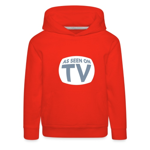 Kinderen sweater; As seen on tv (glow in the dark) - Kinderen trui Premium met capuchon