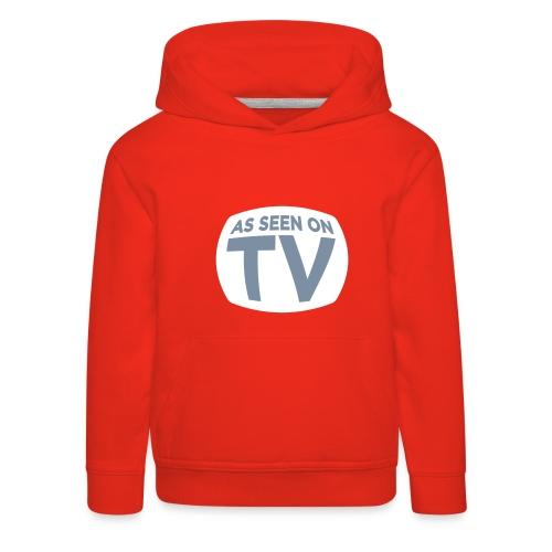 Kinderen sweater; As seen on tv (glow in the dark) - Kinderen trui Premium met capuchon