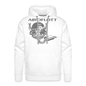 AIROFLOTT - Männer Premium Hoodie