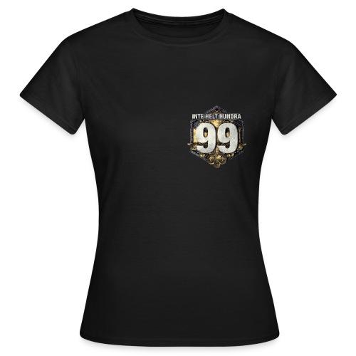 T-Shirt, Dam - T-shirt dam