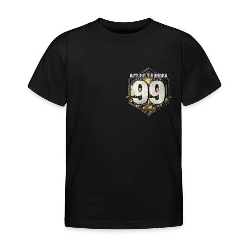 T-shirt, Barn - T-shirt barn