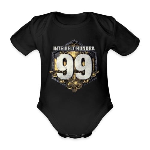 T-shirt, Baby - Ekologisk kortärmad babybody