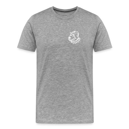 Pitchbulls grey - Männer Premium T-Shirt