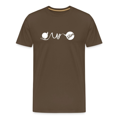 The Early Bird  - Men's Premium T-Shirt