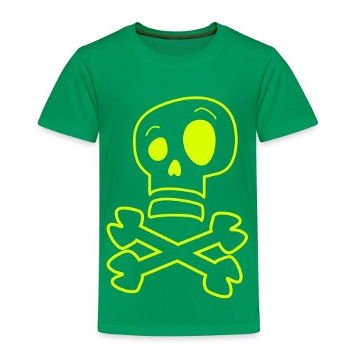 Funny Skull kid - Kinderen Premium T-shirt