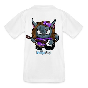 Little Rockstar Wolf - Kids' T-Shirt