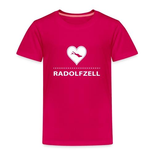 KIDS Radolfzell flock weiß - Kinder Premium T-Shirt