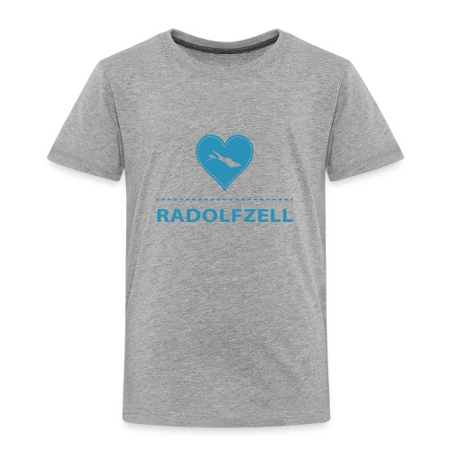 KIDS Radolfzell flock blau - Kinder Premium T-Shirt