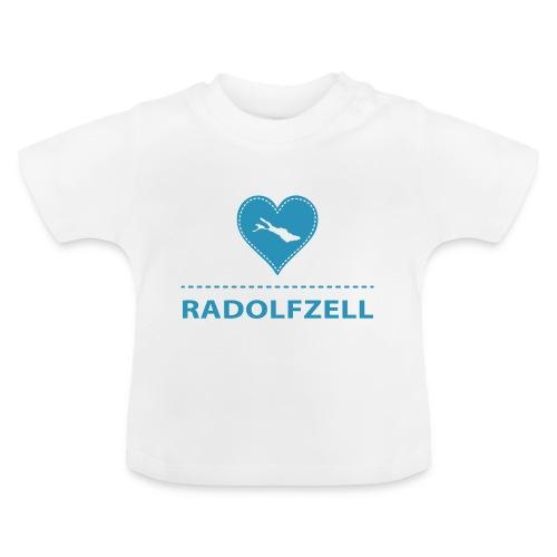 BABY Radolfzell flock blau - Baby T-Shirt