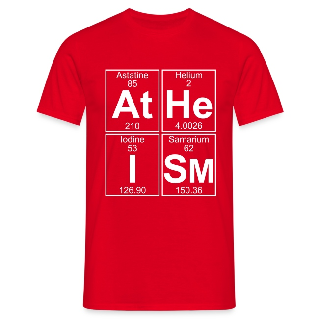 At-He-I-Sm (atheism)