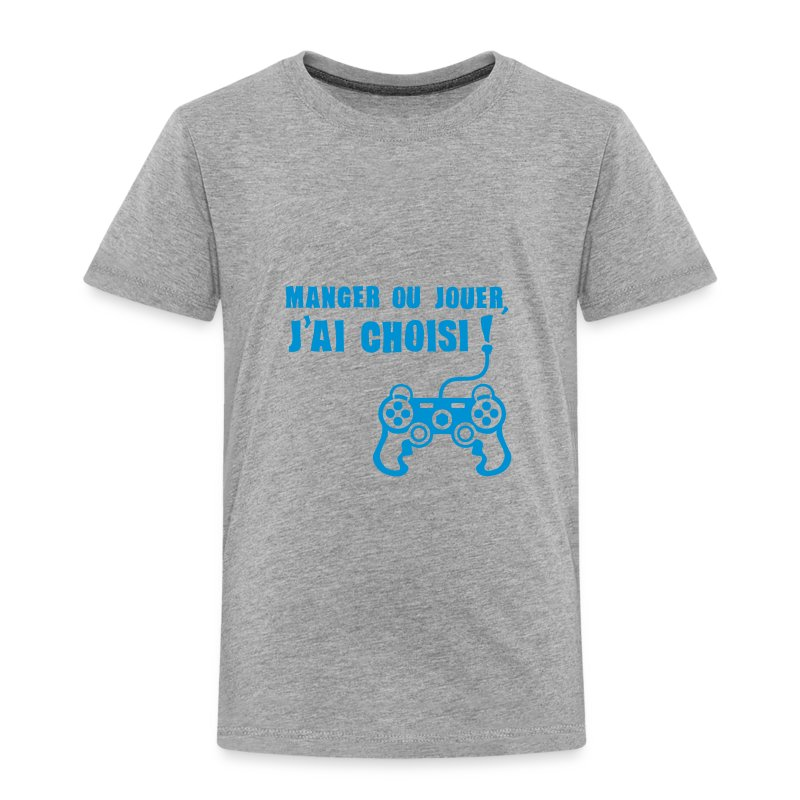 tee shirt manger jouer jeux video manette geek gam spreadshirt. Black Bedroom Furniture Sets. Home Design Ideas