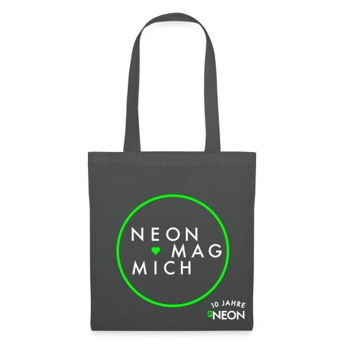 NEON MAG MICH  - Stoffbeutel
