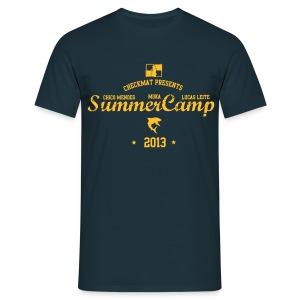 CheckMat Summer Camp T-Shirt 2013 - Herre-T-shirt
