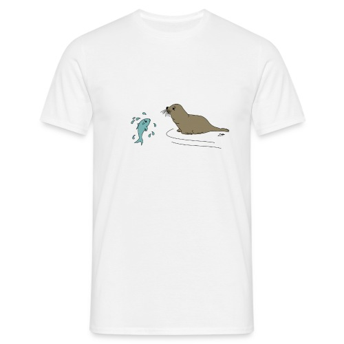 Robbe - Männer T-Shirt