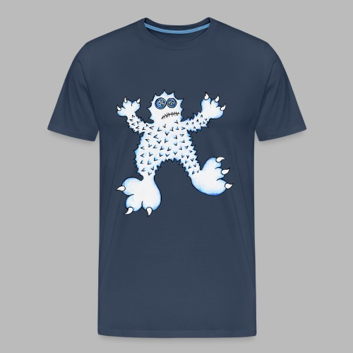 ABOMINABLE! - Men's Premium T-Shirt