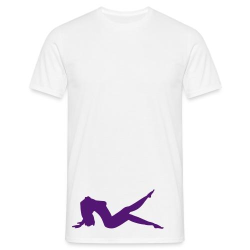 Men's T-Shirt - funny mens teenager cool stupid lol tshirt simple women