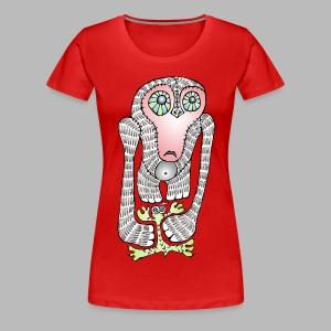 SQUISHED! - Women's Premium T-Shirt