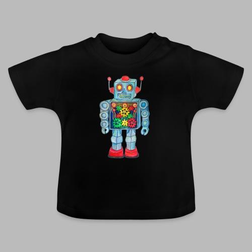 ROBOT  ----------- (3mths-24mths) - Baby T-Shirt