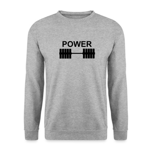 Power - Men's Sweatshirt
