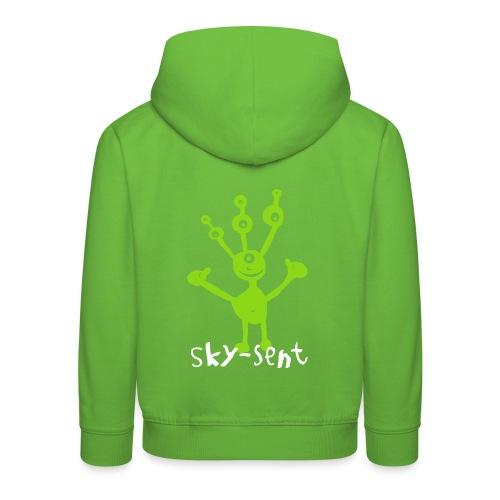 Sky-Sent - Kinder Premium Hoodie
