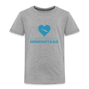KIDS Immenstaad flock blau - Kinder Premium T-Shirt