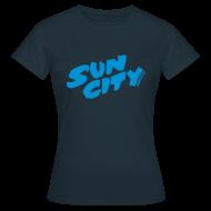 Tee shirts ~ Tee shirt Femme ~ Sun City