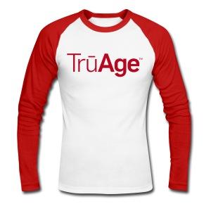 TruAge_Baseballshirt - Männer Baseballshirt langarm