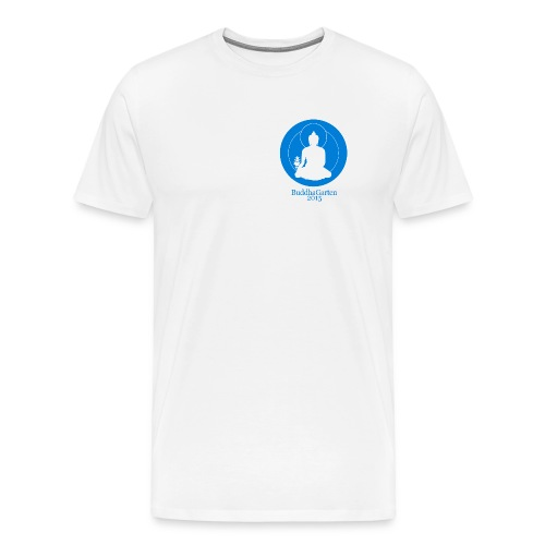 BuddhaGarten 2015 T-Shirt - Männer Premium T-Shirt