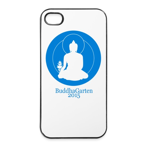 BuddhaGarten 2015 - iPhone 4/4s Hard Case