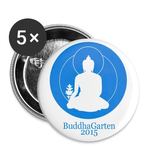 BuddhaGarten 2015 - Buttons klein 25 mm