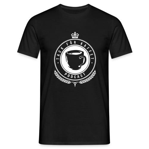 Svart Royal Tisha - T-shirt herr