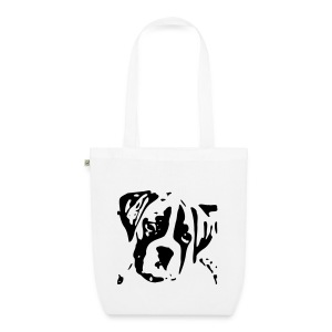 Boxer Puppy - EarthPositive Tote Bag