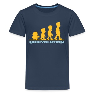 Urbivolution - Teenager Premium T-Shirt