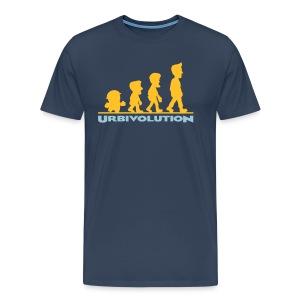 Urbivolution - Männer Premium T-Shirt
