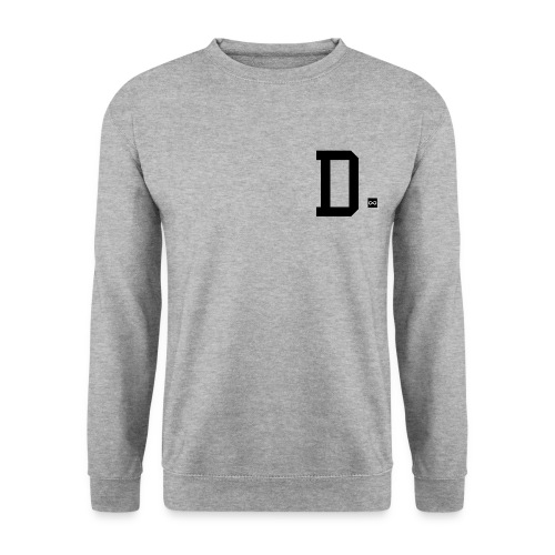 Big D. Sweater - Men's Sweatshirt