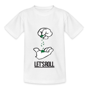 Let's Roll (Enfant) - T-shirt Enfant