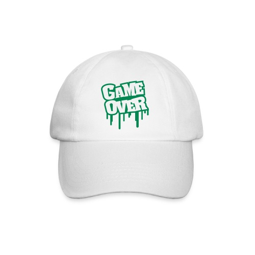 game over pet - Baseballcap