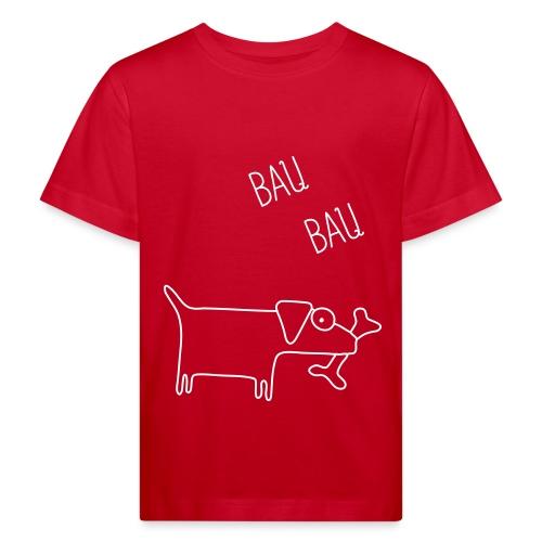 super baby coniglio - Maglietta ecologica per bambini