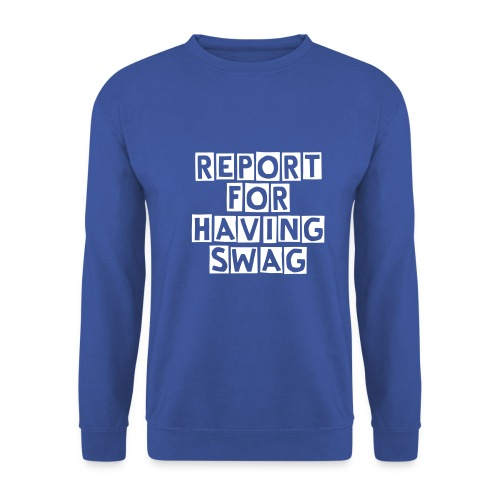 Sweater Real - Having Swag - Mannen sweater