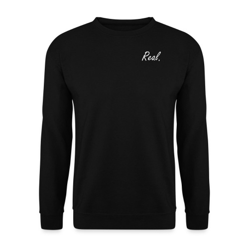 Sweater Real. - Mannen sweater