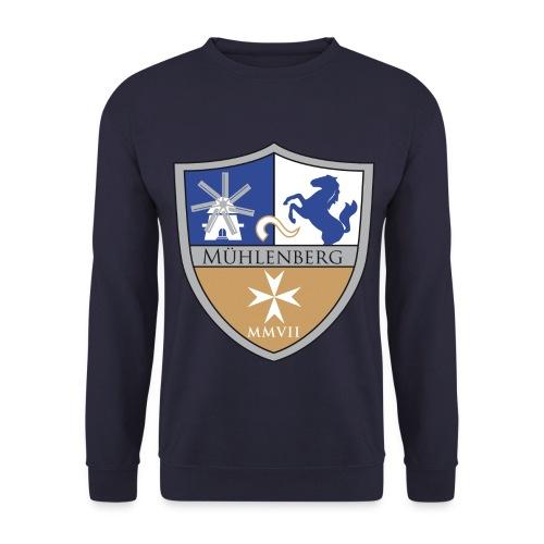 Sweatshirt Wappen - Männer Pullover