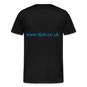 i support djxb (mans/boys t-shirts) - Men's Premium T-Shirt