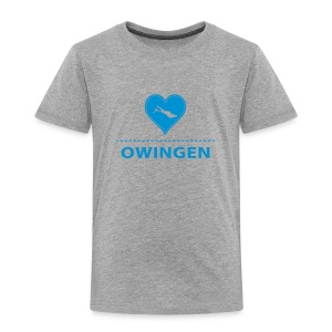 KIDS Owingen flex blau - Kinder Premium T-Shirt