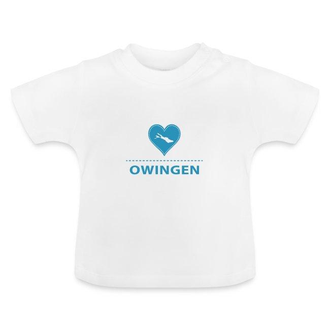 BABY Owingen flock blau