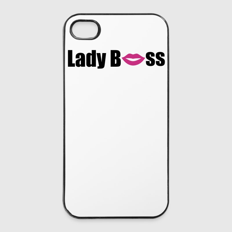 Lady Boss Phone & Tablet Cases - iPhone 4/4s Hard Case