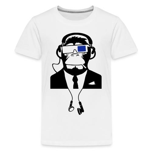 Teenage Premium T-Shirt - funny mens teenager cool stupid lol tshirt simple women