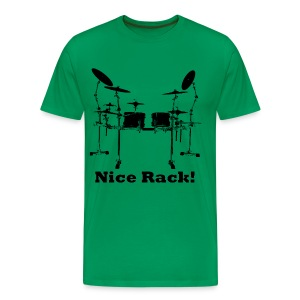 Nice rack - Men's Premium T-Shirt